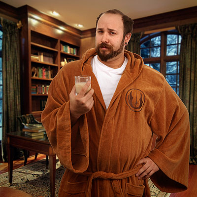 star wars jedi bathrobe