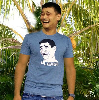 yao ming rage shirt