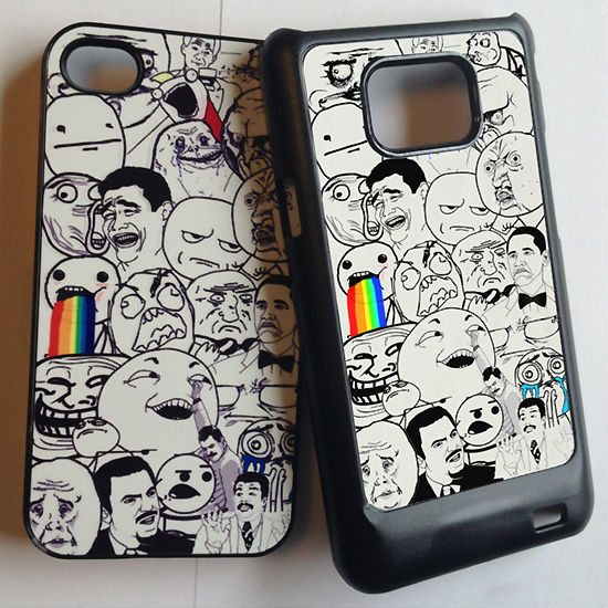 meme iphone case