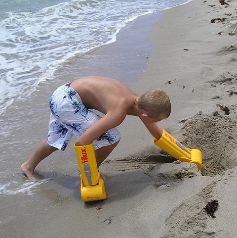 handtrux hand shovel