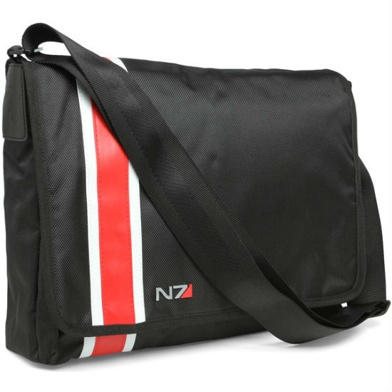 mass effect messenger bag