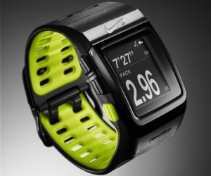 Nike Sport Watch: Style meets functionality with the GPS enabled sport watch by Nike.