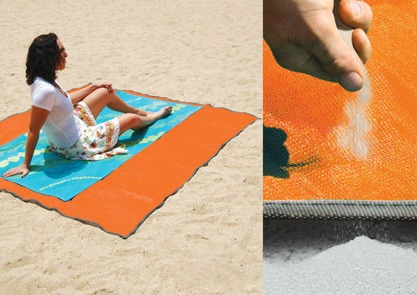 Sandless Beach Towel Shut Up And Take My Money
