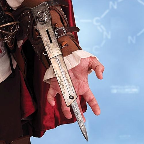 assassins creed extension knife