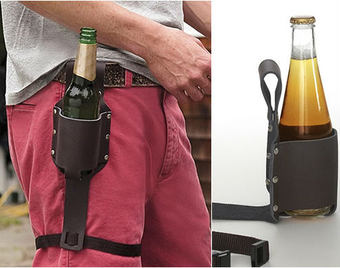 Hip Beer Holster Shut Up And Take My Money