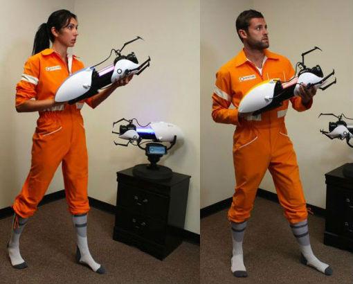 portal 2 jumpsuit
