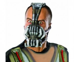 Channel your favorite Batman villain with this super realistic Bane mask.