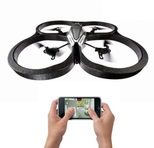 parrot drone quadcopter