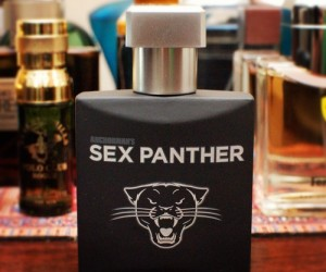 Sex Panther Cologne – Inspired from the movie Anchorman grab the smell of desire and make that kitty purr. Made with bits of Panther so you know it's good!
