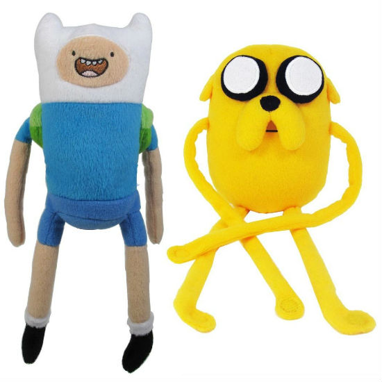 S FINN *Adventure Time Plush Toy