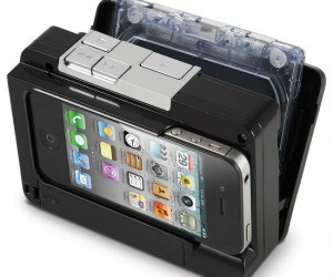 Cassette to iPod Converter – Finally a way to convert all of your old cassettes into mp3's to store on your iPod or iPhone!