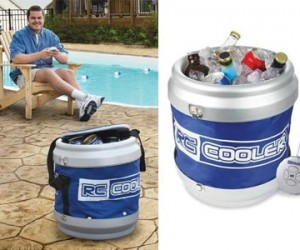 This IS the radio controlled cooler you're looking for!