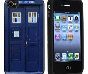 TARDIS iPhone Case – Doctor Who's iPhone case of choice (if he had one)