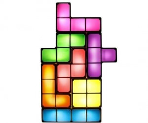 Stackable Tetris Light – Create your own stackable combinations… the possibilities are endless!