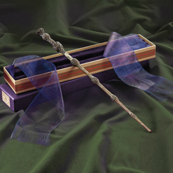 Dumbledore 39 s wand with ollivanders box shut up and take for Dumbledore wand