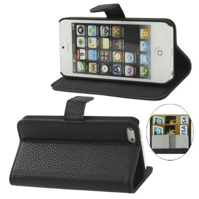 iphone 5 wallet and stand case 2