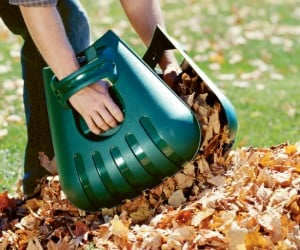 Autumn has fallen upon us and its time to get to the season's yardwork. Luckily these hand extensions will cut your chore time in half. And not to mention you'll