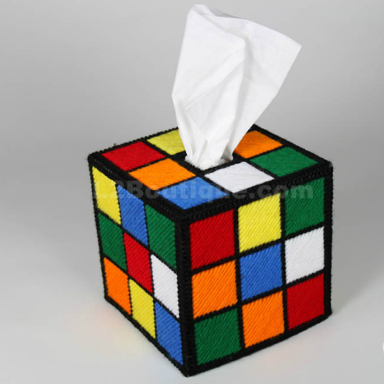 Rubiks Cube Tissue Box Cover Shut Up And Take My Money