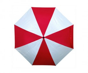 Umbrella Corp Umbrella – Shield yourself from the flying zombie parts as you battle your way through the hoards of them.