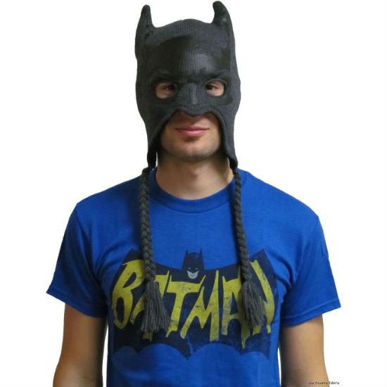 batman peruvian beanie mask