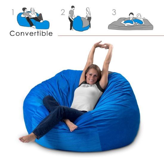 Bean Bag Chair And Bed Shut Up And Take My Money