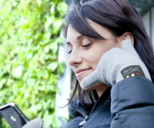 "Bluetooth Gloves – You know the universal hand sign for ""call me."" Now you can really answer your phone when they call using your hand and fingers."