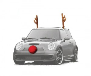 Reindeer Car Antlers – Just in time for Christmas transform your boring old car into a beautiful reindeer!