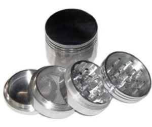 Herb Grinder – Works better than a mortar and pestle and less noisy than an electric grinder.