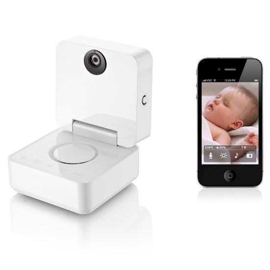 iPhone Baby Monitor