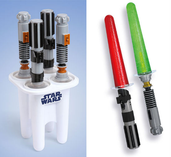 lightsaber pop maker