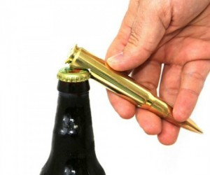 Bullet Bottle Opener – Better than doing shots