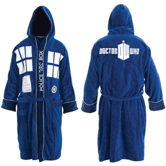 doctor who bathrobe