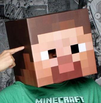 minecraft 8 bit head