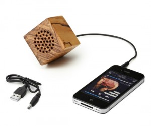 Just like a mighty tree sprouts from a tiny walnut, you will get some mighty sound out of this speaker.