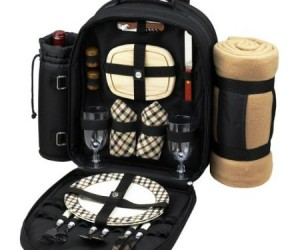 Everything you'll need in one backpack to take a nice beautiful nature walk or get lost in the woods for three weeks.