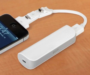 Cordless iPhone and USB Charger – Great for charing your iPhone or other USB devices while you're on the go
