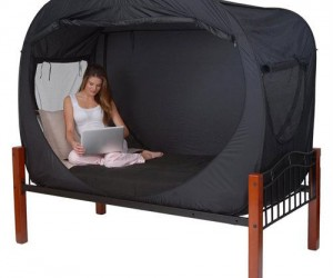 Privacy Bed Tent – Perfect for when you need a little privacy but share a bedroom with someone else