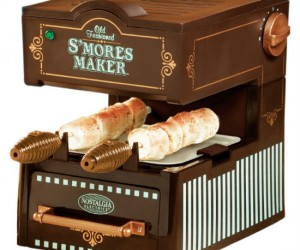 Perfect for making those ol' fashioned s'mores that everyone loves!