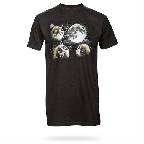 grumpy cat t shirt