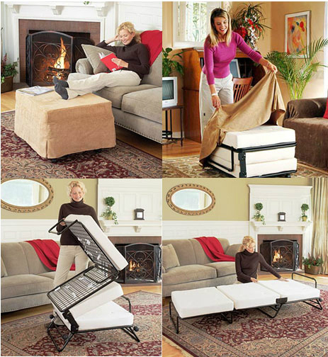 Guest Bed Ottoman Shut Up And Take My Money
