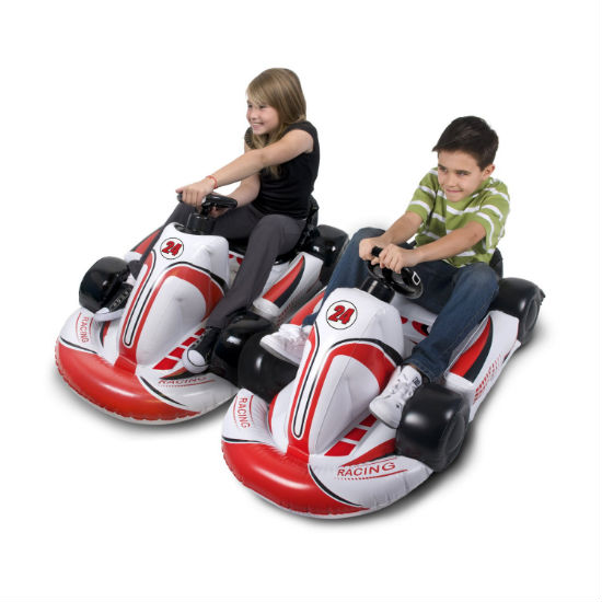 Wii Inflatable Racing Kart Shut Up And Take My Money