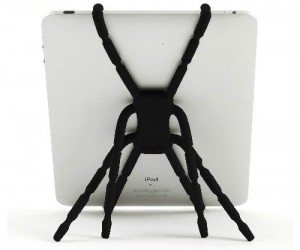 Spiderpodium Tablet Stand – This is one spider you won't want to squash!