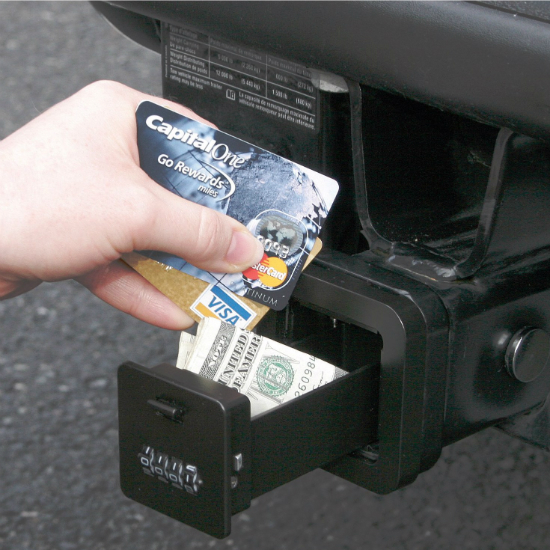 Trailer Hitch Safe Shut Up And Take My Money