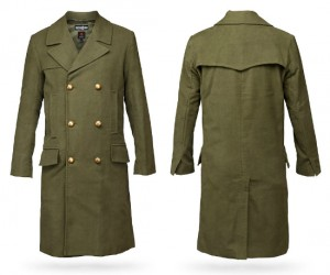 Doctor Who 11th Doctor Jacket – A very swanky pea coat perfect for Doctor Who cosplay.