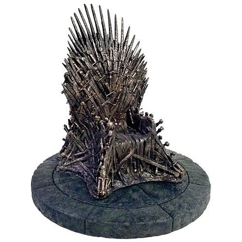 game of thrones replica statue