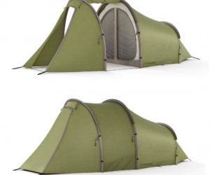 Motorcycle Tent – Now your motorcycle can sleep under the same shelter as you do! Perfect for those wonderfully long road trips.
