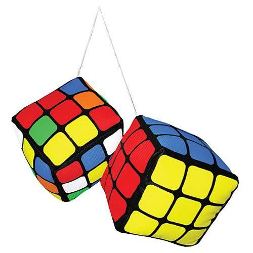 rubik u0026 39 s cube plush dice