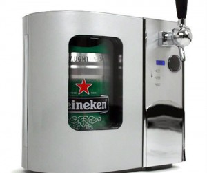Now there's no reason to go out when you can enjoy a nice beer from your keg at home.