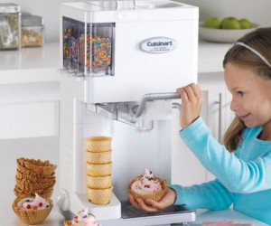 No more going to any of those all you can eat buffets to get your favorite soft serve ice cream. Now you can get it at home!