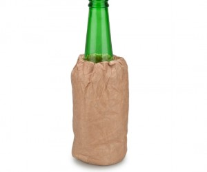 Brown Paper Bag Koozie – Looks just as awesomely ghetto as a brown paper bag, but more effective by keeping your drink cool and being not so easy to tear.